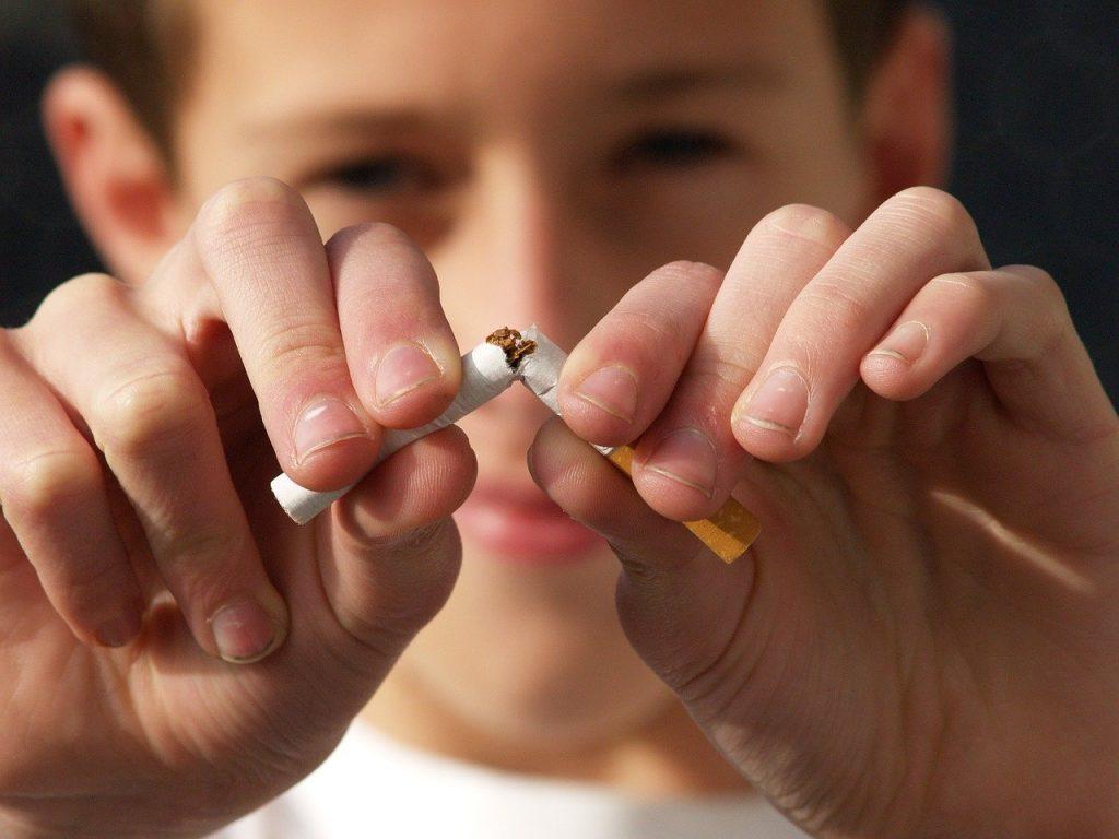 Arrêter de fumer maintenant